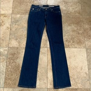 AG The Ballad Slim Boot Cut Jeans Size 27 R